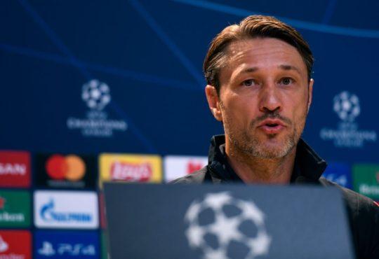 Niko Kovac vor dem Belgrad-Spiel: Neues Spiel, neues Glück