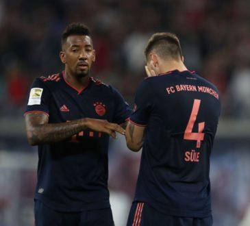 Jerome Boateng und Niklas Süle