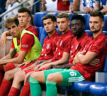FC Bayern Ersatzbank