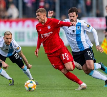 FC Bayern II: Intensives Stadtderby endet 1:1-Unentschieden
