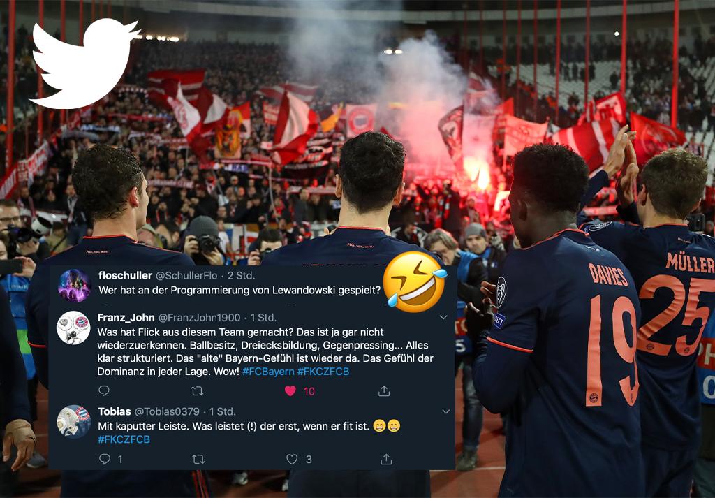 """Die Netzreaktionen zum Spiel in Belgrad: """"Kombinieren wie unter Pep und verteidigen wie unter Jupp"""""""