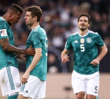 Medien: DFB plant Abschiedsspiel für Boateng und Müller