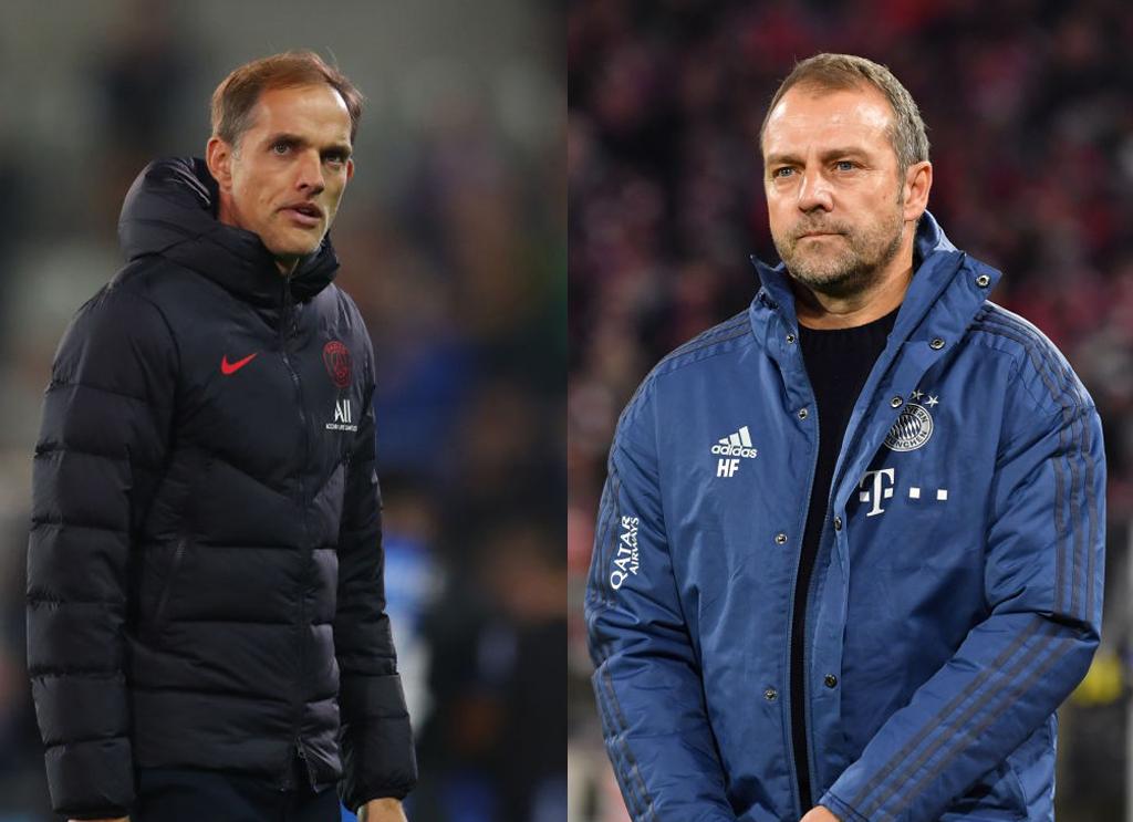 Medien: Bayern planen mit Trainer-Duo Tuchel und Flick