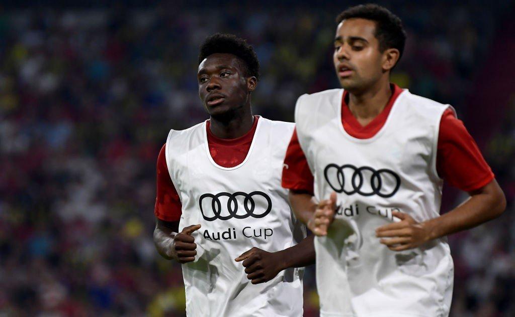 FC Bayern und Audi