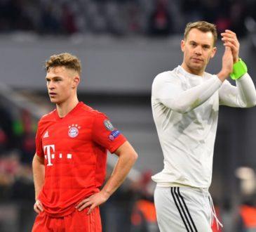 Joshua Kimmich und Manuel Neuer