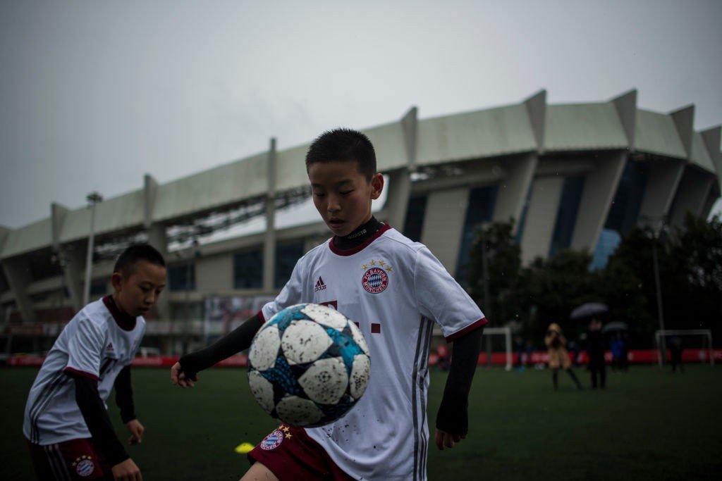 Der FC Bayern auf Talensuche in Asien