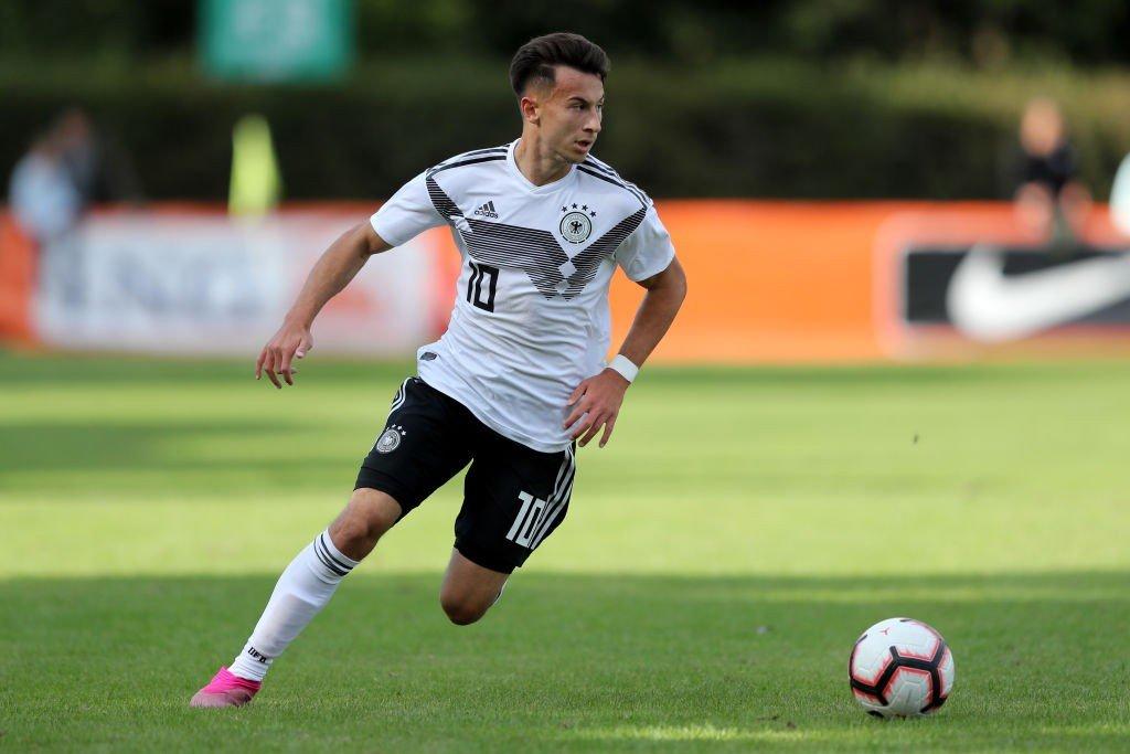 Nicolas Kühn wird in der kommenden Saison wohl in der 2. Liga spielen.