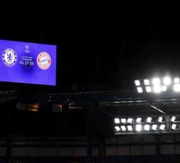 FC Chelsea gegen FC Bayern
