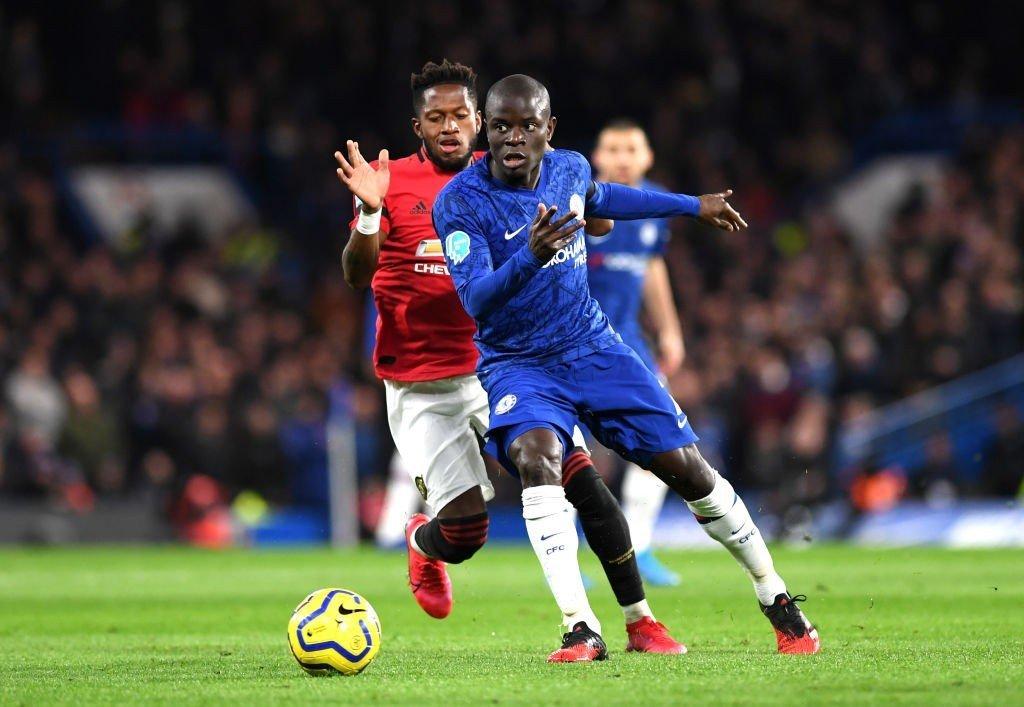 Chelsea Gegen Manunited