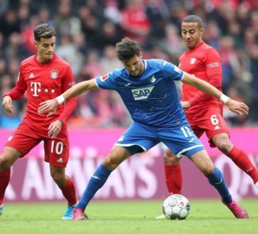 FC Bayern vs. TSG Hoffenheim