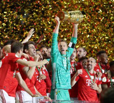 FC Bayern im DFB-Pokal