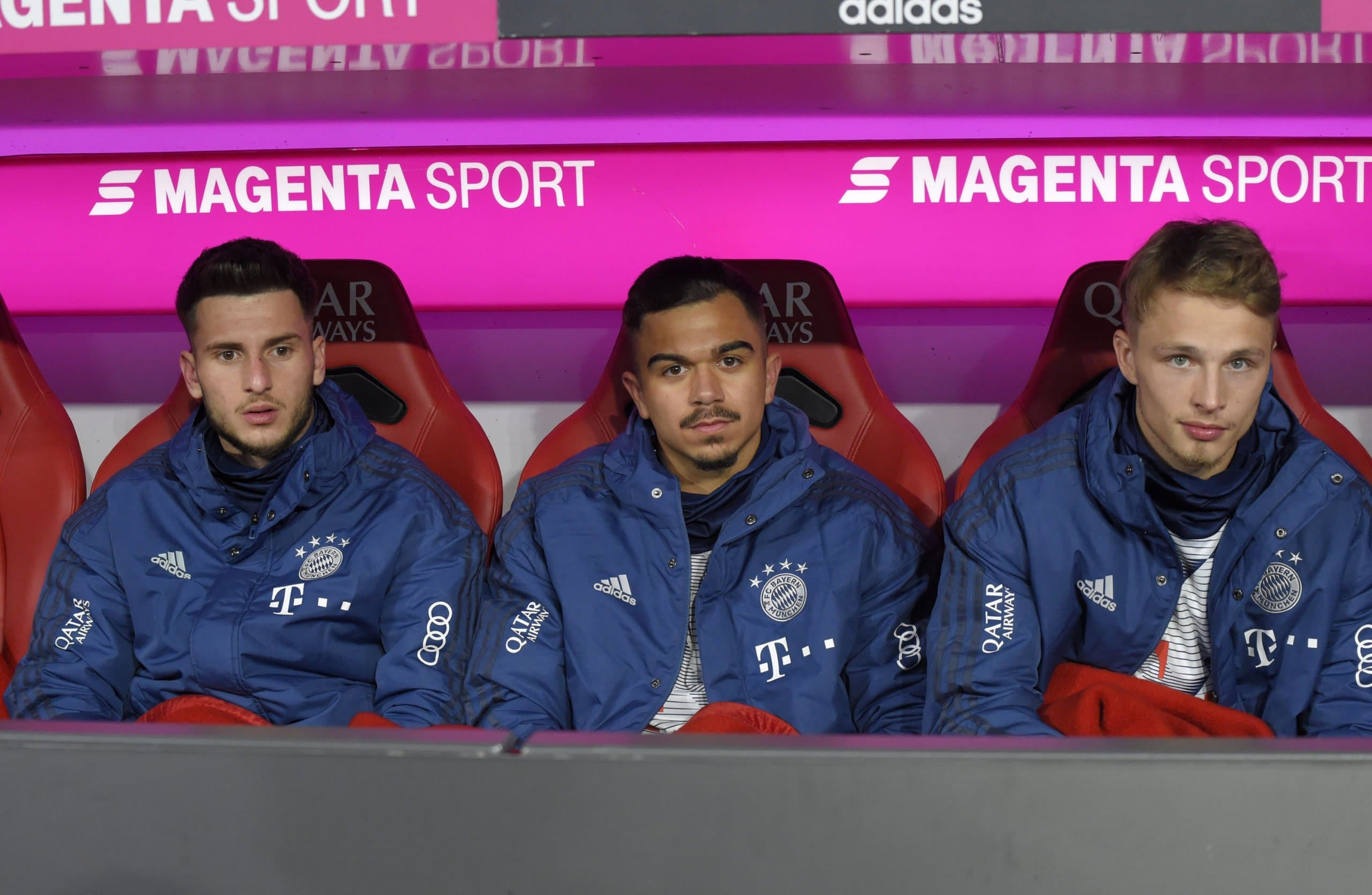 FC Bayern Talente