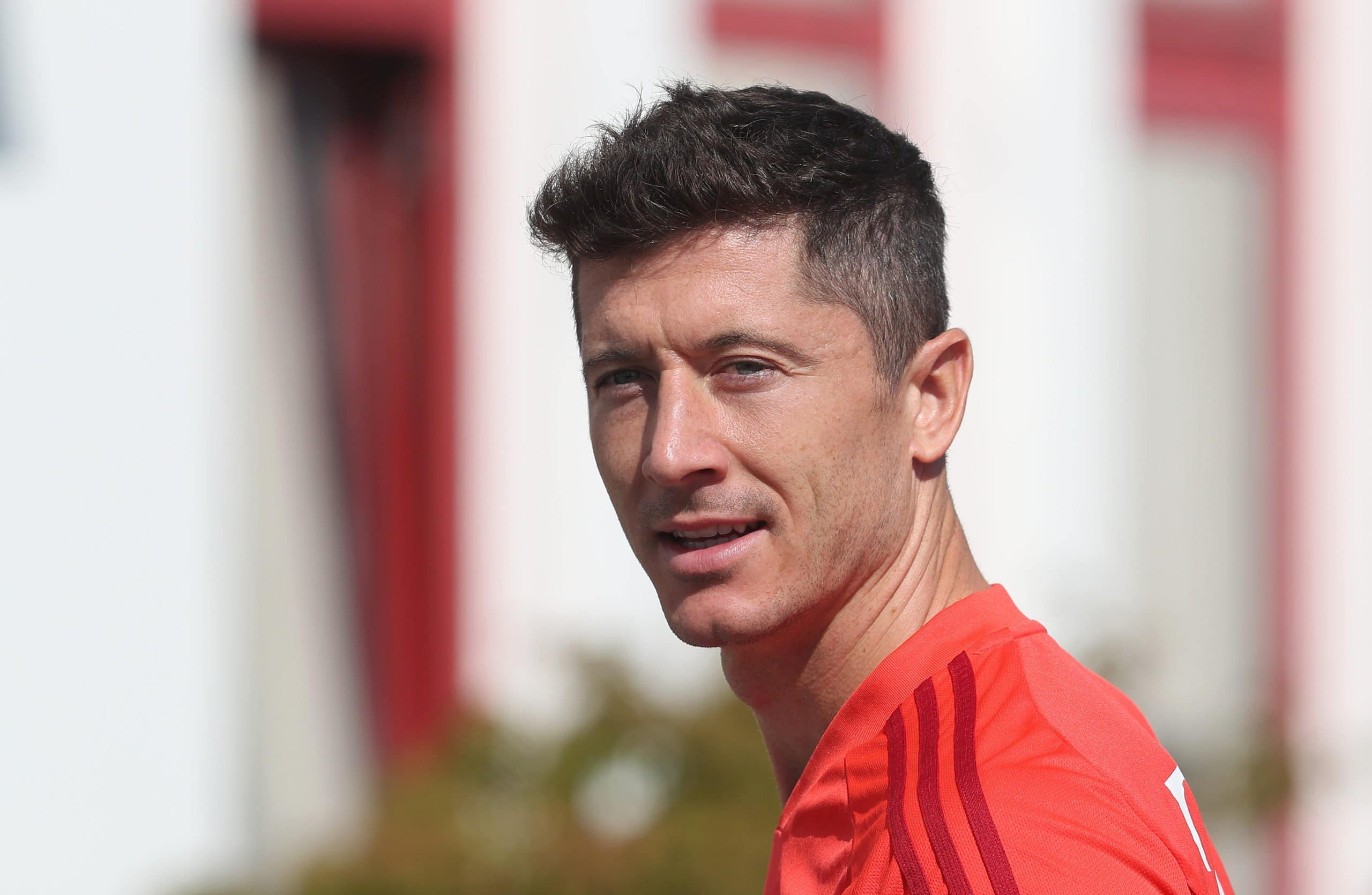 Lewandowski Verletzung