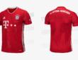 FC Bayern Trikot 2020/21