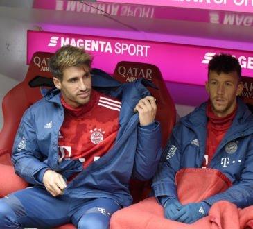 Javier Martinez und Ivan Perisic
