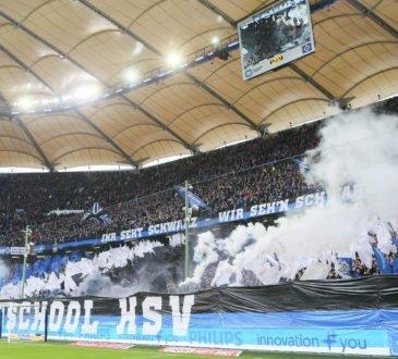 Pyrotechnik in der Bundesliga