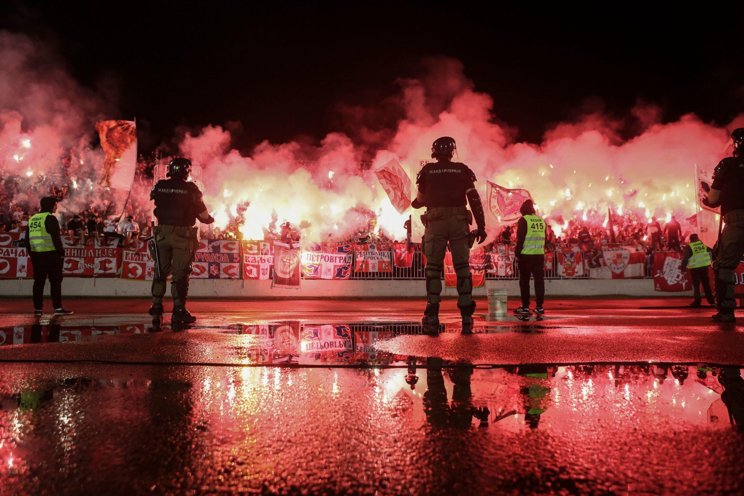 Partizan Belgrad und Roter Stern