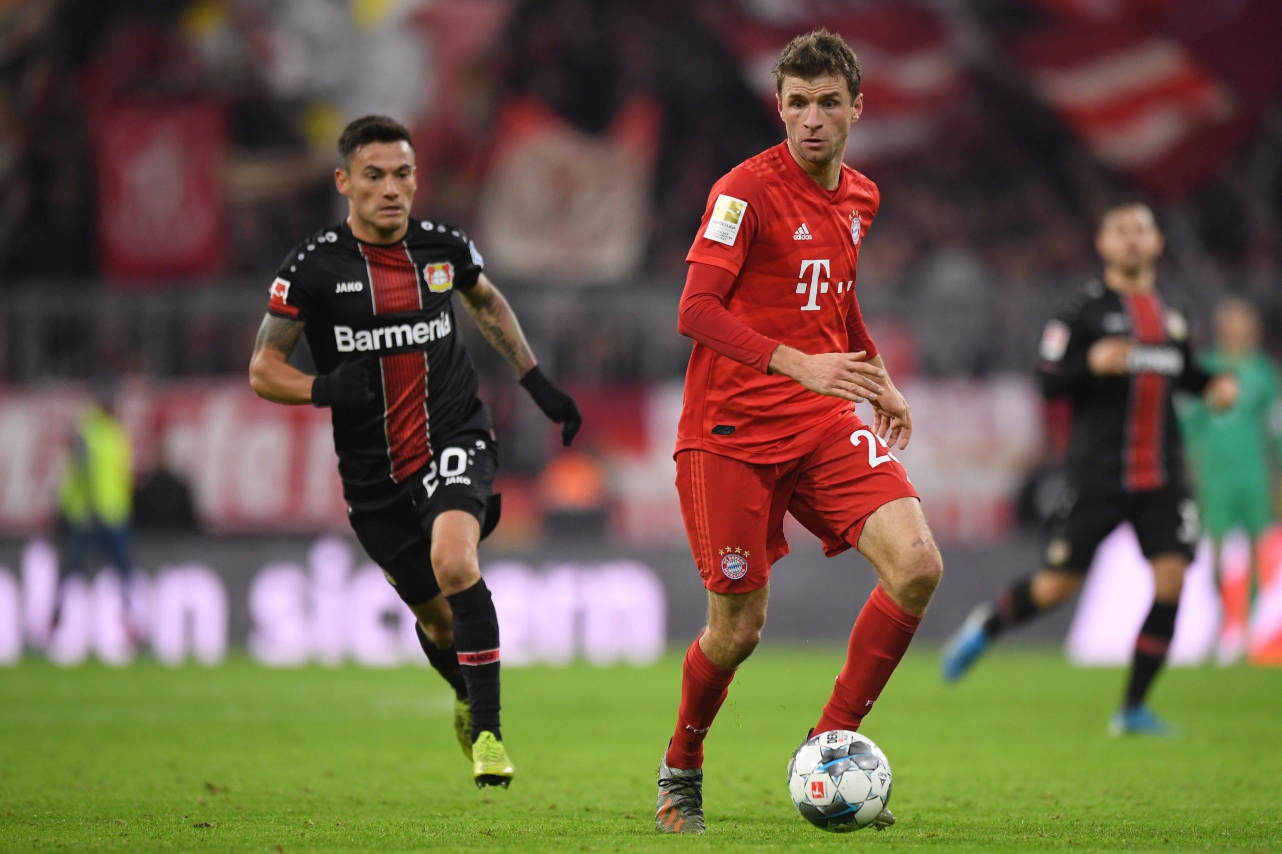 Leverkusen Fc Bayern