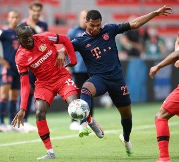 FC Bayern vs. Bayer Leverkusen