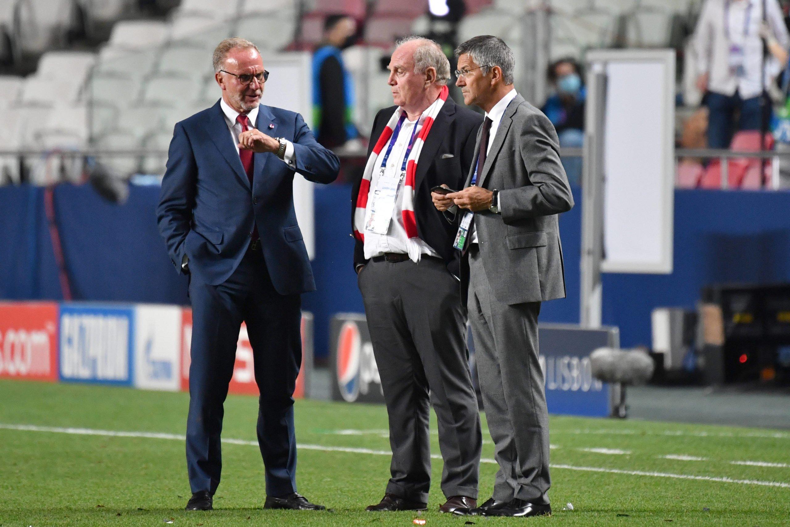 Bayern-Bosse