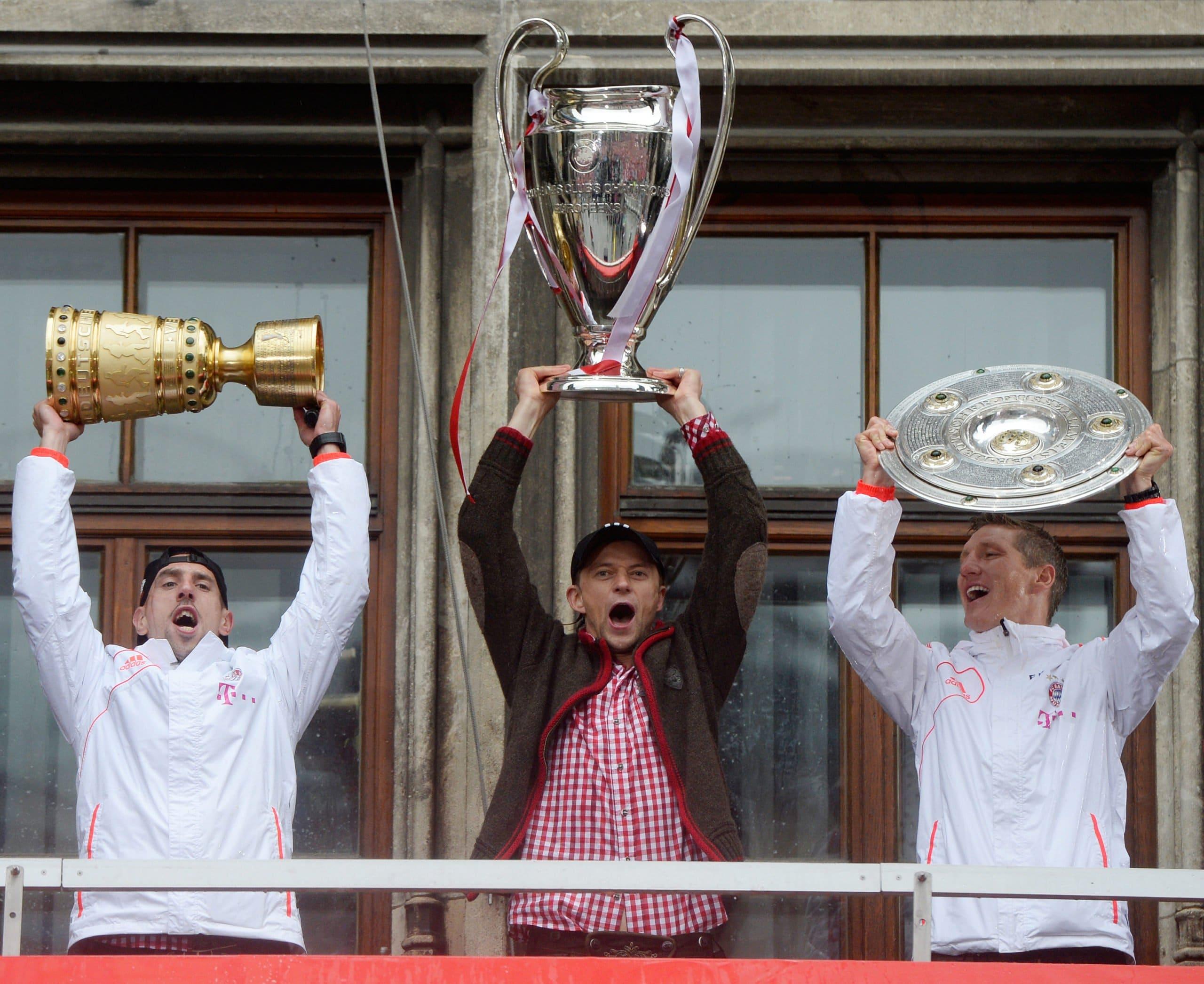 FC Bayern Triple