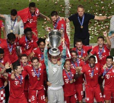 FC Bayern CL-Sieger 2020