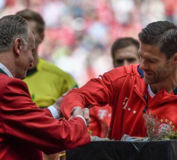 Rummenigge und Alonso