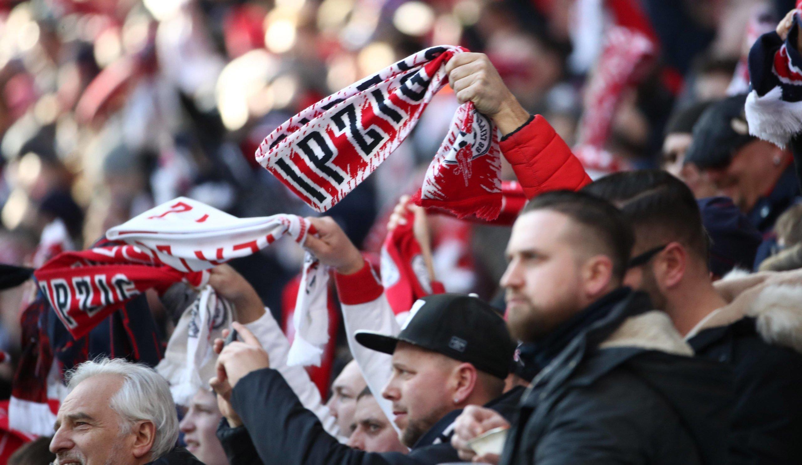 RB Leipzig Fans