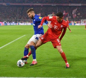 FC Bayern vs. FC Schalke 04