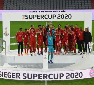 DFL Supercup 2020