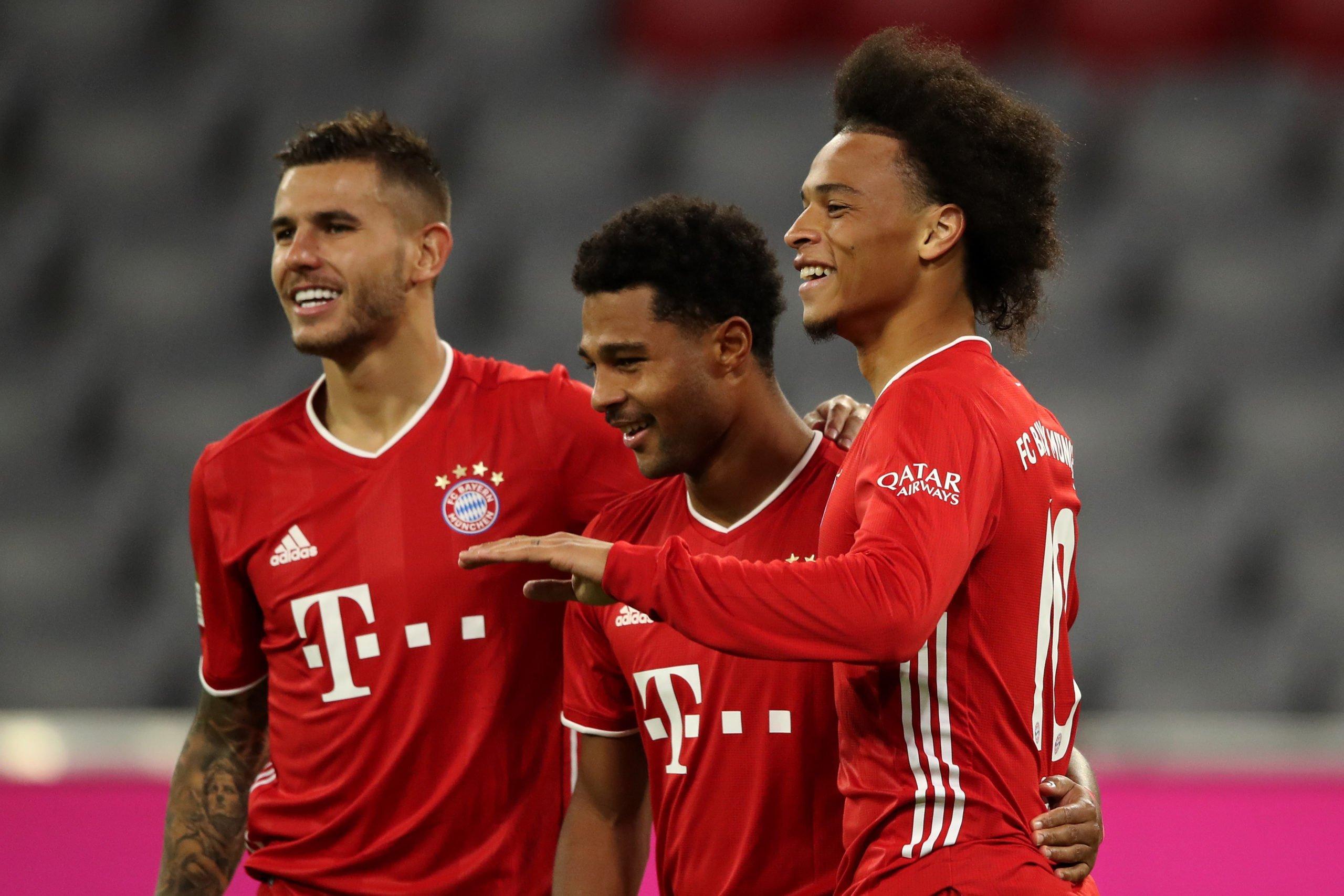 Fc Bayern Schalke 2021