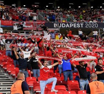 UEFA Supercup Fans