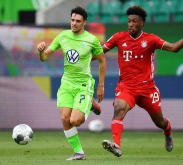 VfL Wolfsburg vs FC Bayern