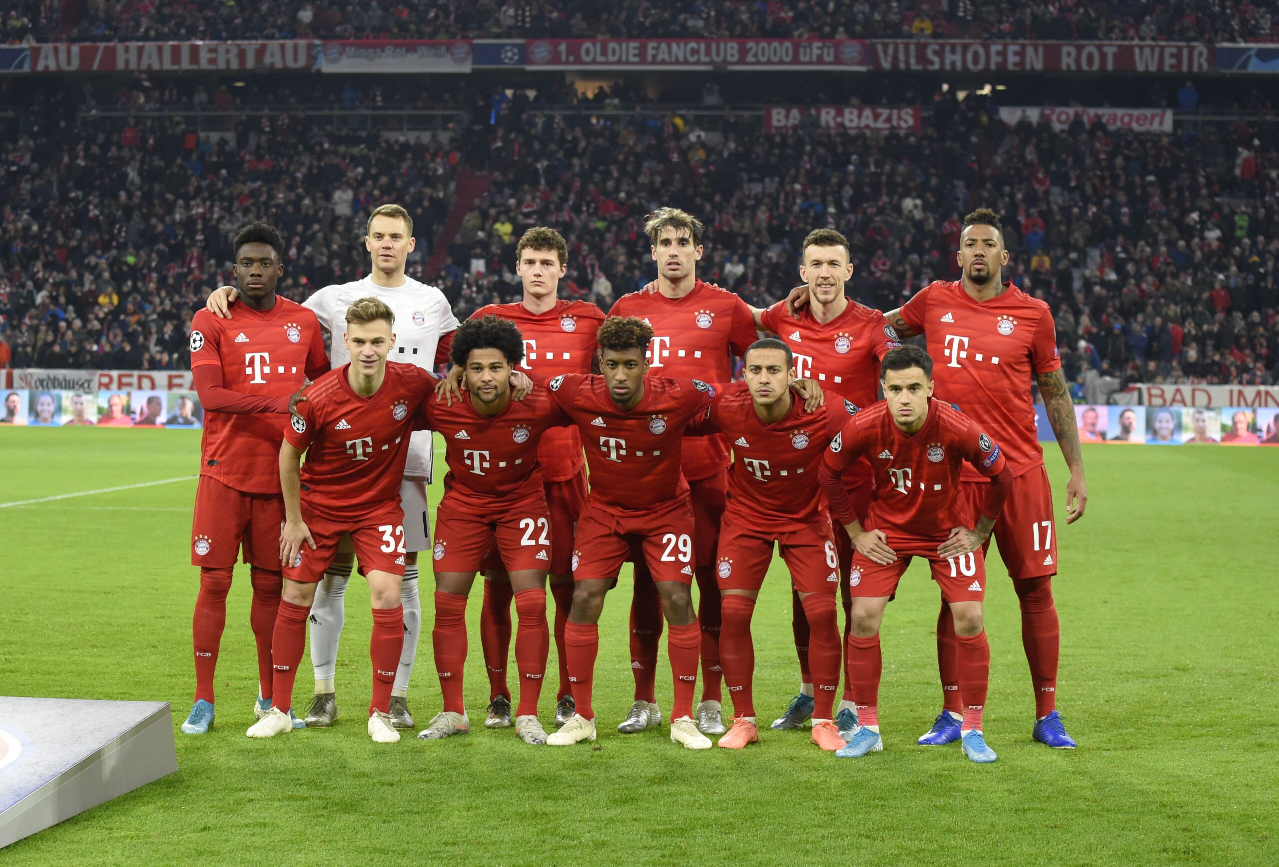 FC Bayern Team