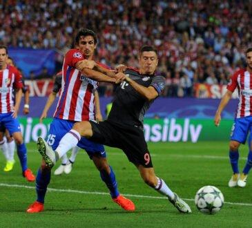 FC Bayern vs. Atletico Madrid