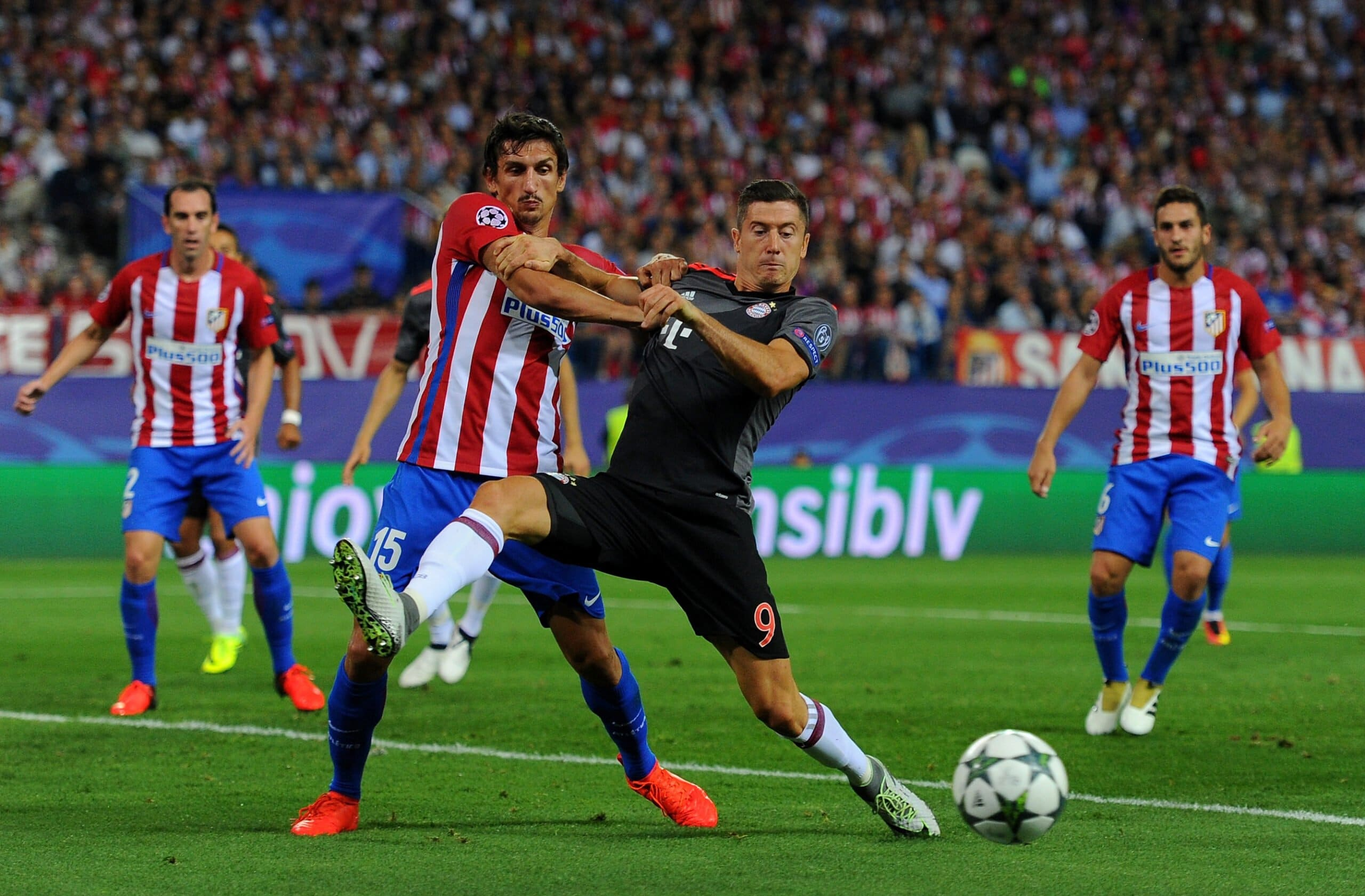 Fc Bayern MГјnchen Vs Atletico Madrid