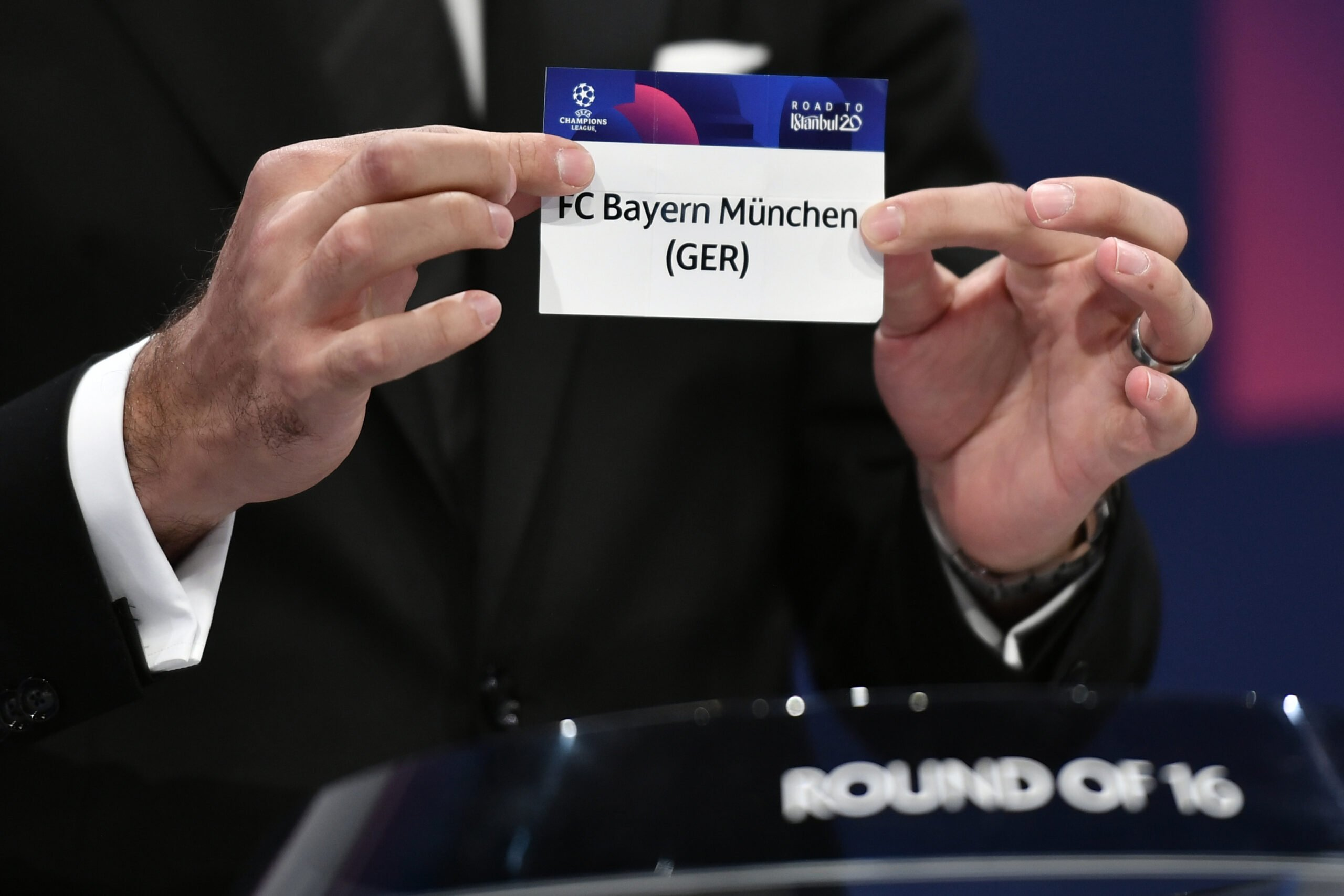 FC Bayern Champions League