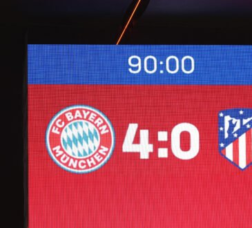 FC Bayern vs. Atletico Madrid
