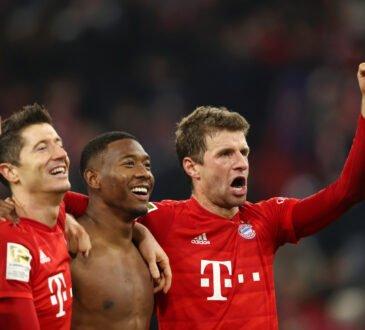 FC Bayern Mannschaftsrat