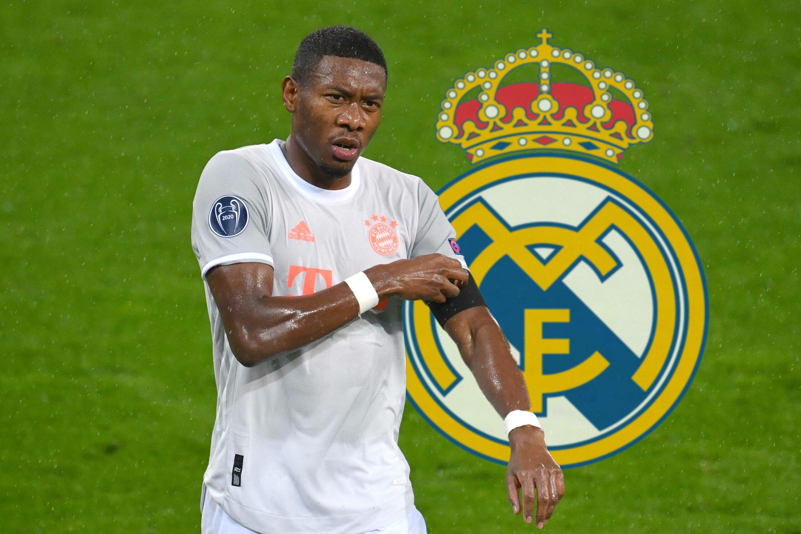 Bericht: Alaba-Wechsel zu Real Madrid droht zu platzen! - Aktuelle FC Bayern News, Transfergerüchte, Hintergrundberichte uvm. - fcbinside.de