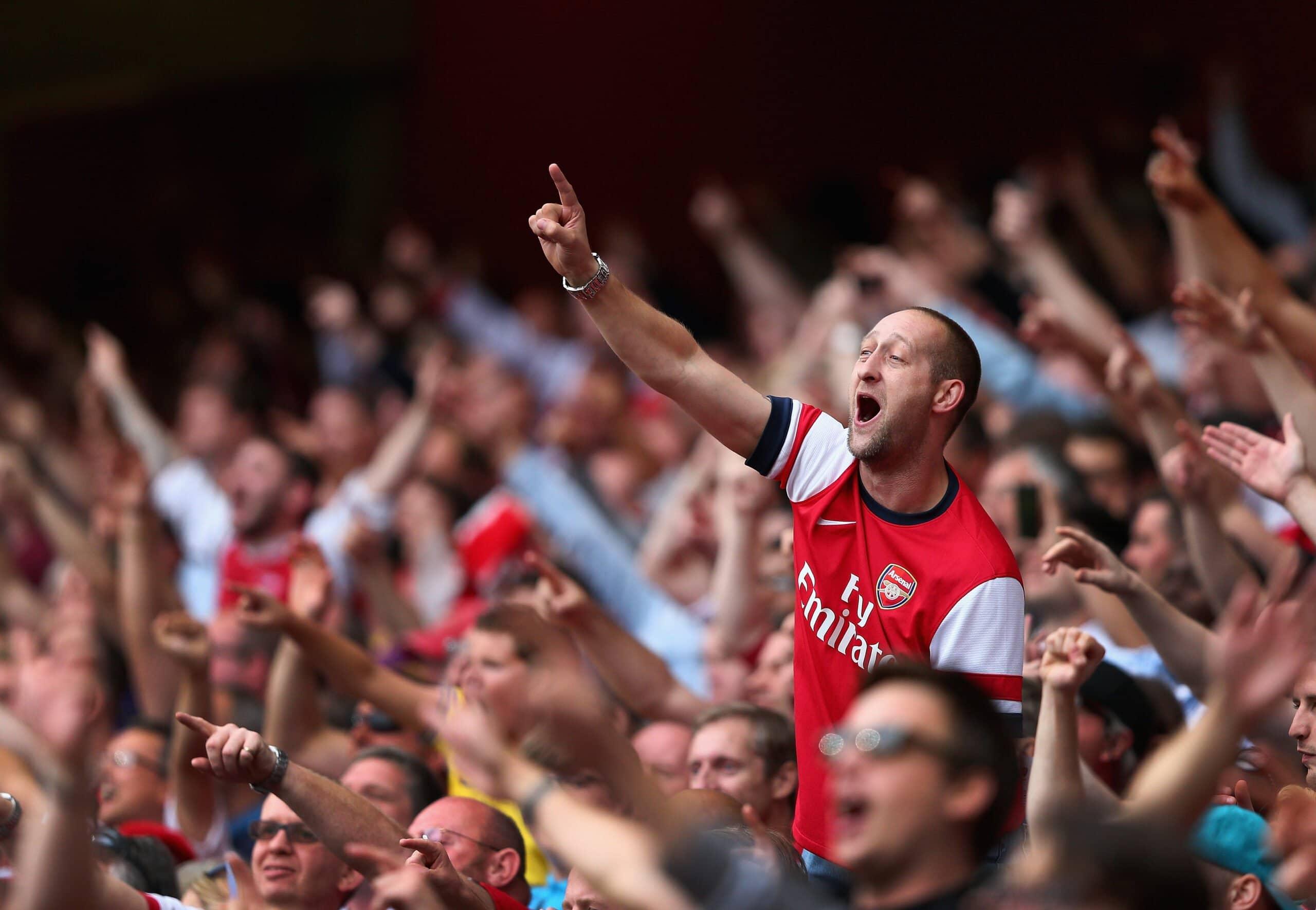 Arsenal-Fans