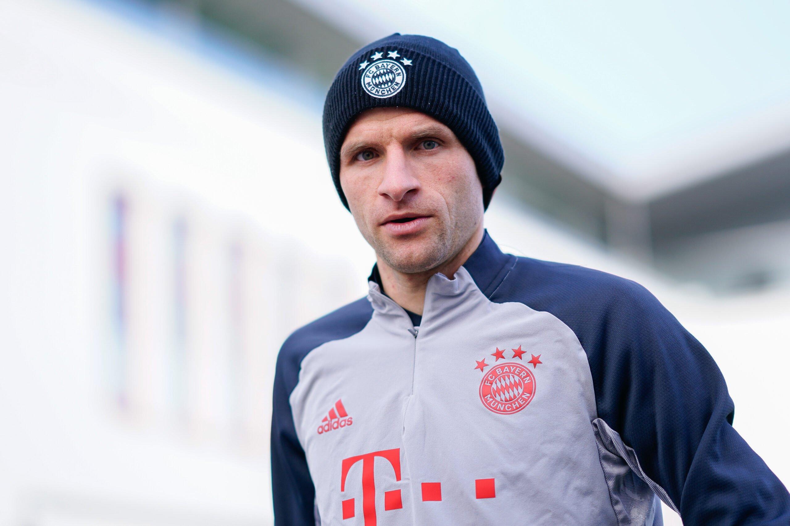 Müller meldet sich aus der Quarantäne:
