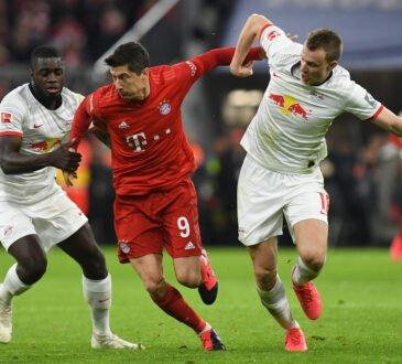 FC Bayern vs. RB Leipzig