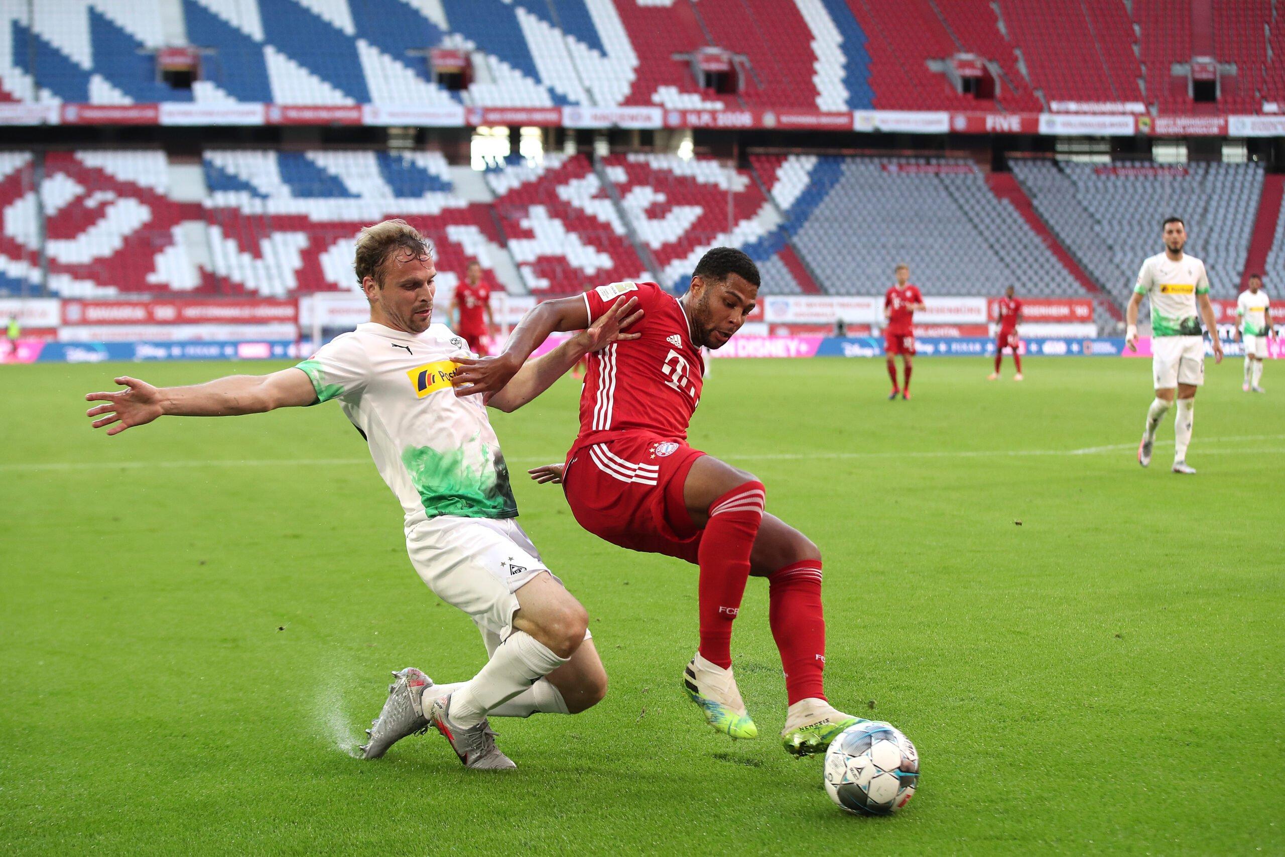 Bayern vs. Gladbach
