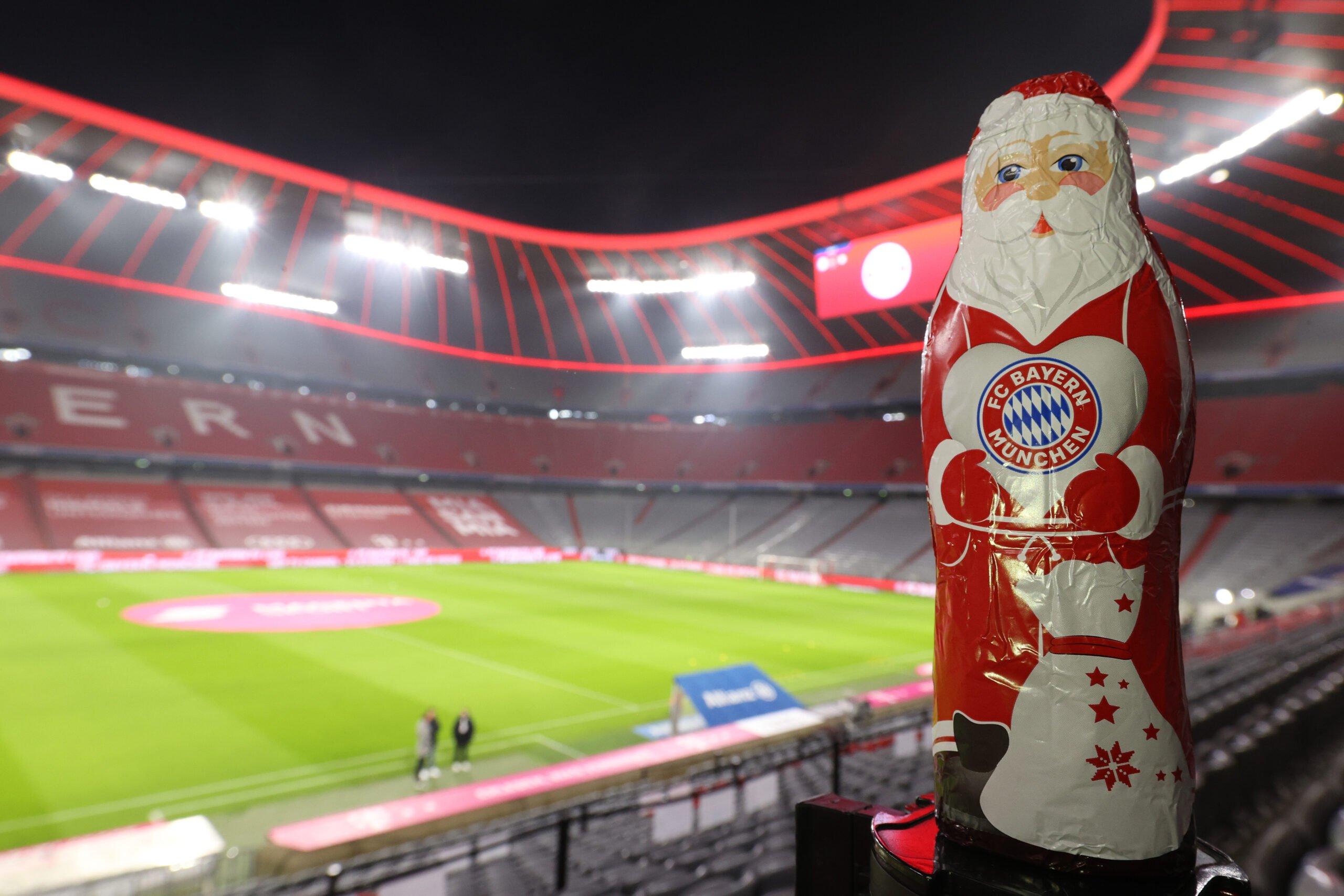 FC Bayern Weihnachten