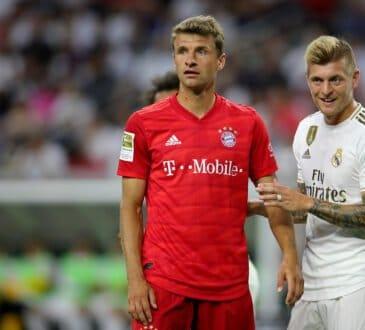 FC Bayern vs. Real Madrid