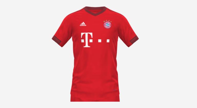 Neue Fc Bayern Trikot