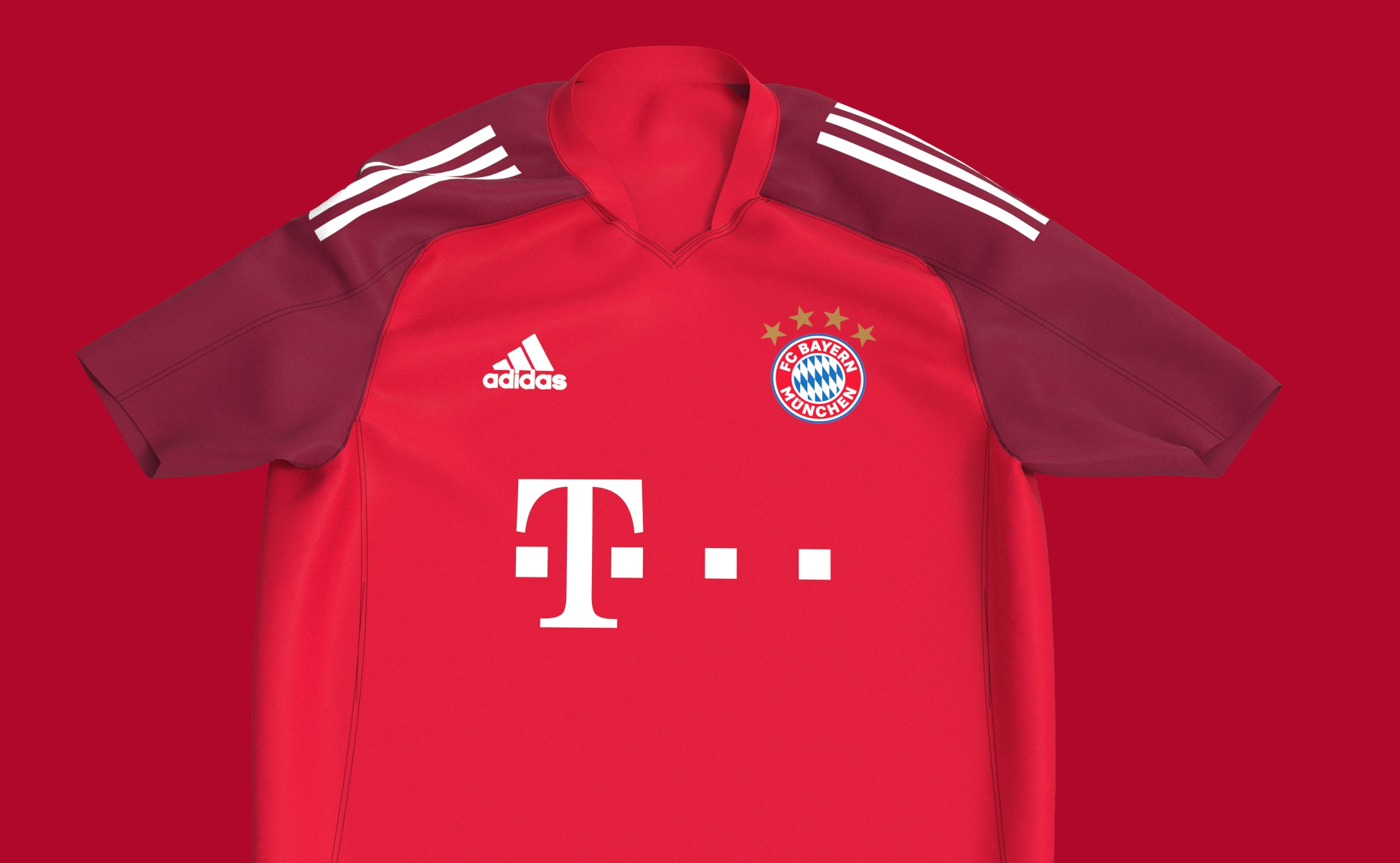 Neues Bayern Trikot 2021