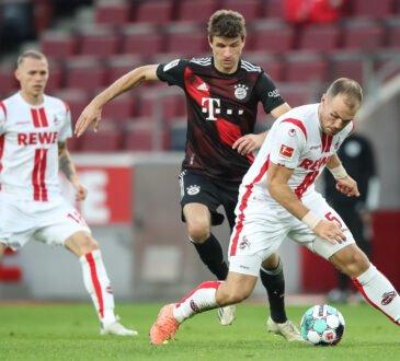 FC Bayern vs. Köln
