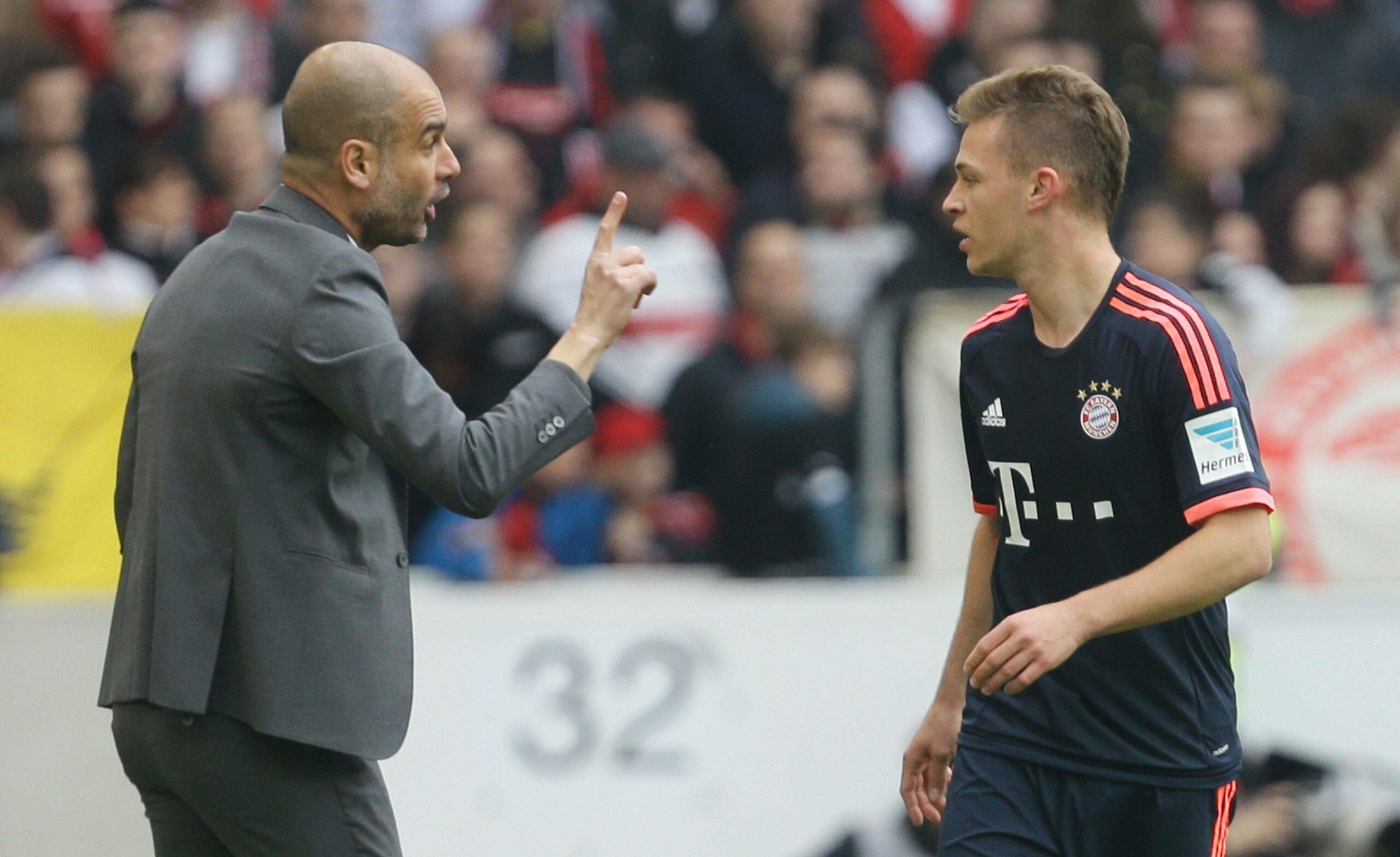 Nach Alaba-Interesse: Guardiola nimmt auch Joshua Kimmich ins Visier - Aktuelle FC Bayern News ...